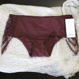Tobi lace detail panties